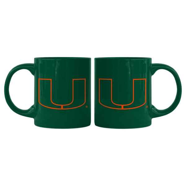Miami Hurricanes Rally NCAA Becher (325 ml)