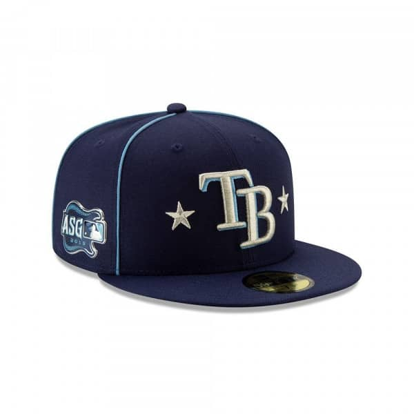 Tampa Bay Rays 2019 All Star Game 59FIFTY Fitted MLB Cap