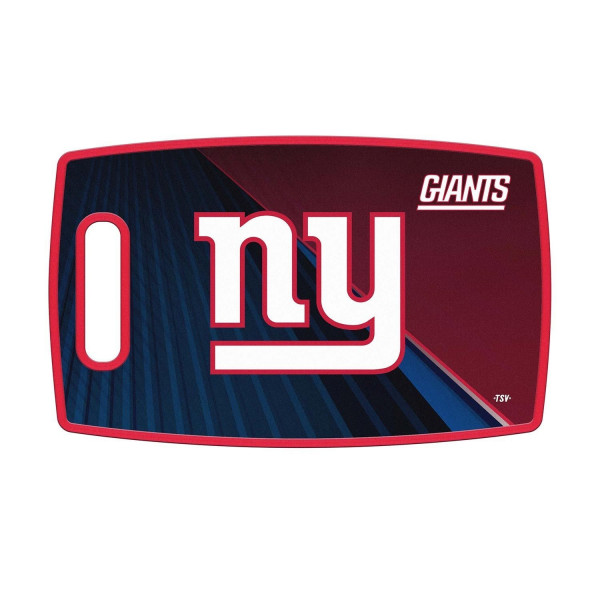 New York Giants NFL Schneidebrett