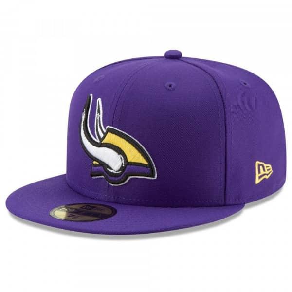 Minnesota Vikings Logo Elements 59FIFTY Fitted NFL Cap