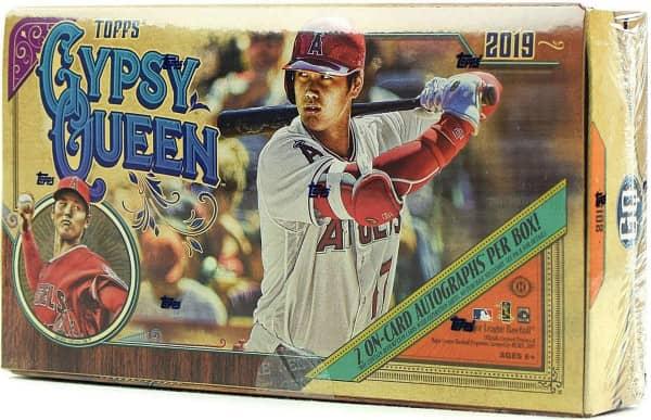 2019 Topps Gypsy Queen Baseball Hobby Box MLB