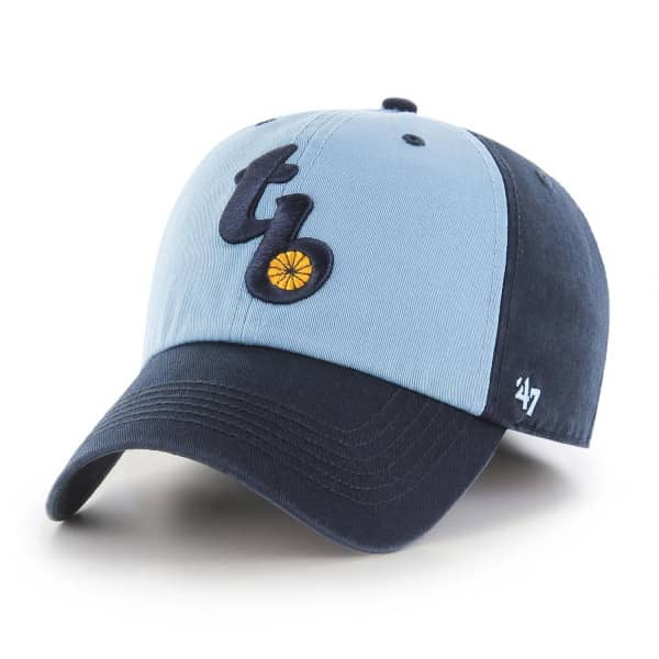Tampa Bay Rays '47 Clean Up Adjustable MLB Cap Alternate