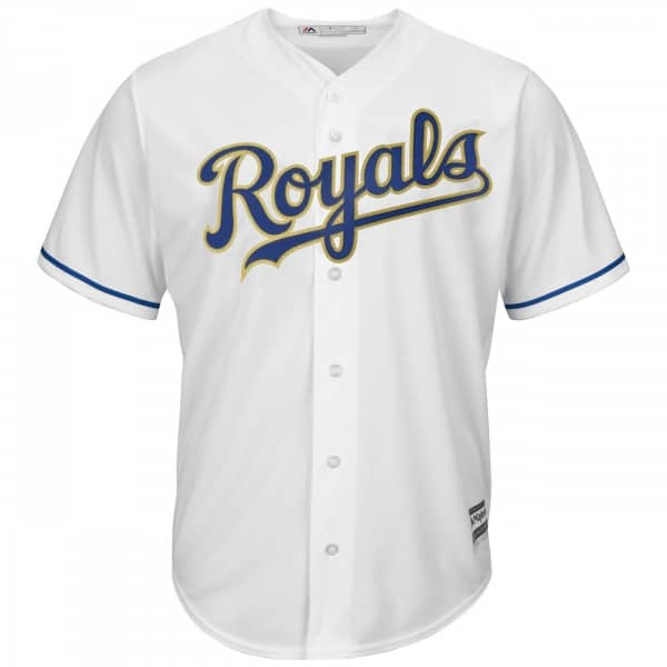 Kansas City Royals Cool Base MLB Trikot Alternate Home