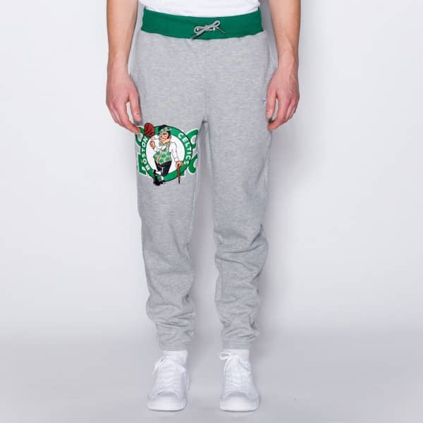 Boston Celtics Graphic Overlap NBA Sweatpants