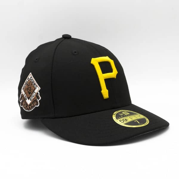 Pittsburgh Pirates 1960 World Series Low Profile 59FIFTY Fitted MLB Cap