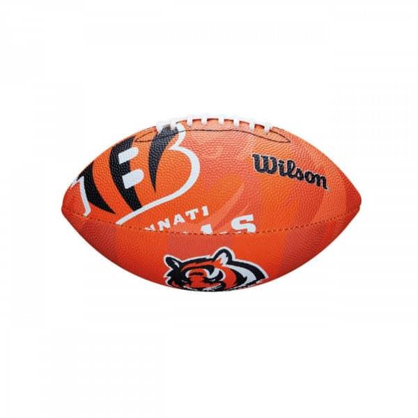 Cincinnati Bengals Team Logo Junior NFL Football