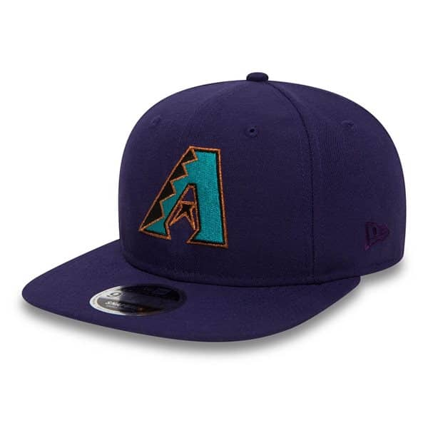 Arizona Diamondbacks Coast To Coast MLB Snapback Cap