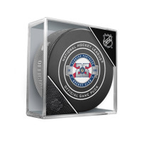 Florida Panthers 25th Anniversary NHL Official Game Puck