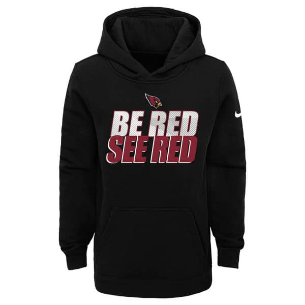 Arizona Cardinals Youth 2020 NFL Local Nike Club Hoodie (KINDER)
