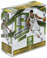 2017/18 Panini Spectra Basketball Hobby Box NBA