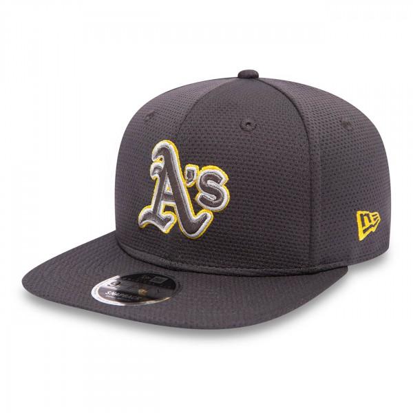 Oakland Athletics Tech Redux MLB Snapback Cap
