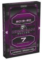 2019/20 Panini Obsidian Soccer Hobby (Fußball) Hobby Box