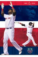David Ortiz 1997-2016 Boston Red Sox MLB Poster RP14711
