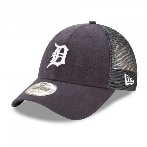 Detroit Tigers Basic 9FORTY Trucker MLB Cap