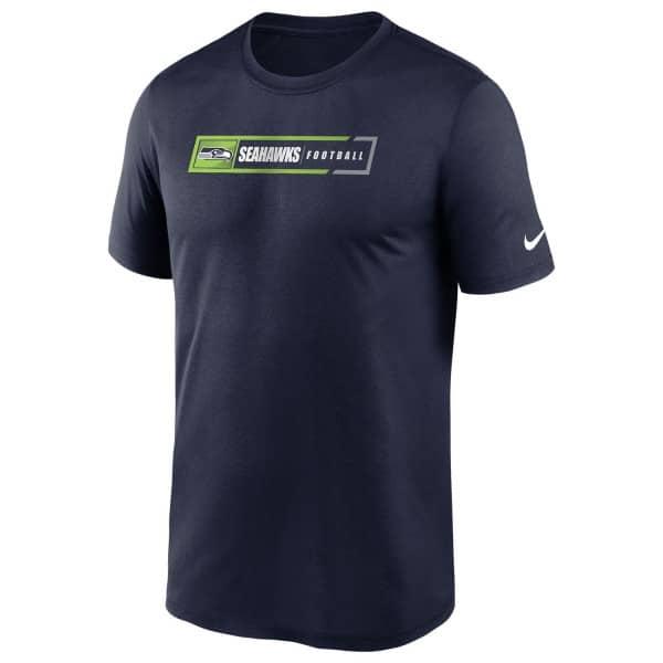 Seattle Seahawks 2020 NFL Legend Football Nike Performance T-Shirt