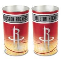 Houston Rockets NBA Metall Papierkorb