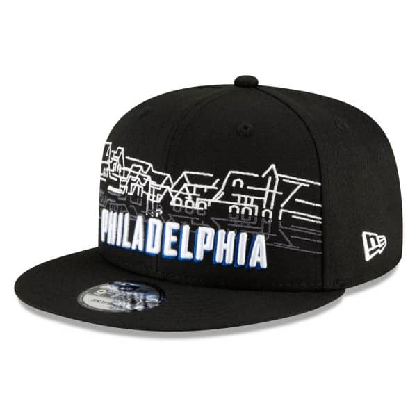 Philadelphia 76ers Official 2020/21 City Edition New Era 9FIFTY Snapback NBA Cap