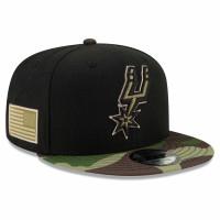 San Antonio Spurs 2021 NBA All-Star Game Flash Camo New Era 9FIFTY Snapback Cap