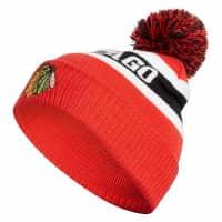 Chicago Blackhawks 2019/20 Culture Cuffed NHL Pudelmütze