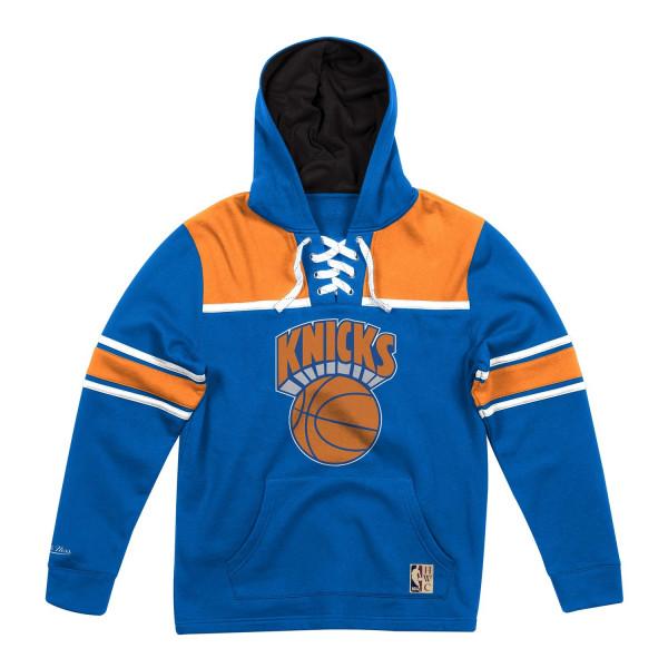 New York Knicks Lacer Jersey Hoodie NBA Sweatshirt