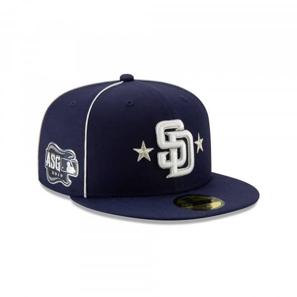 San Diego Padres 2019 All Star Game 59FIFTY Fitted MLB Cap