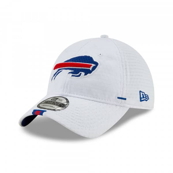 Buffalo Bills 2019 NFL Training 9TWENTY Cap Weiß
