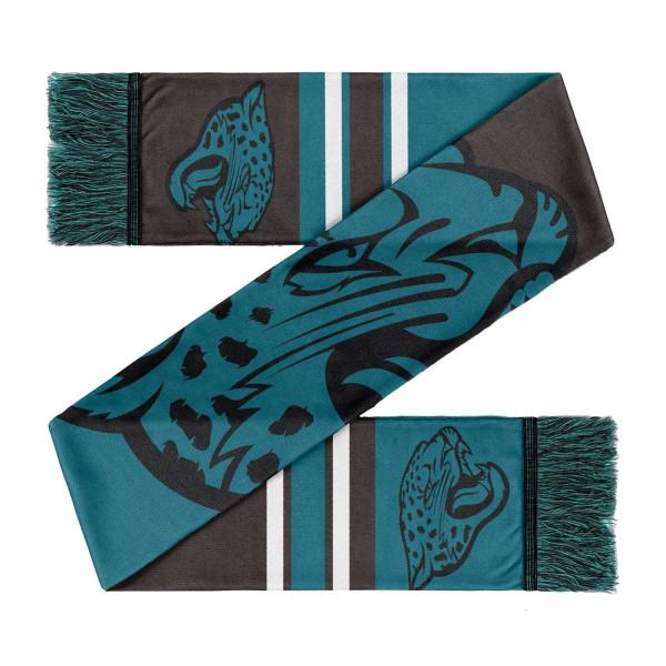 Jacksonville Jaguars Colorblock Big Logo NFL Schal