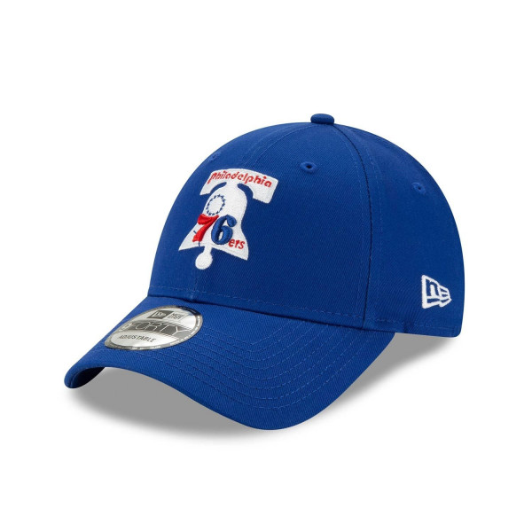 Philadelphia 76ers HWC Nights 9FORTY Adjustable NBA Cap