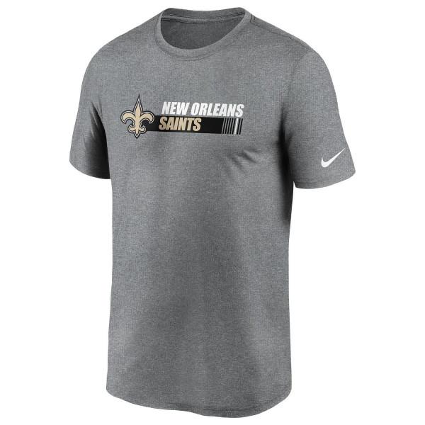 New Orleans Saints 2020 NFL Conference Performance Nike Legend T-Shirt