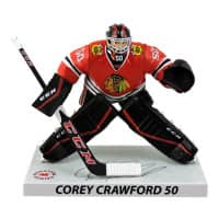 2016/17 Corey Crawford Chicago Blackhawks NHL Figur (16 cm)
