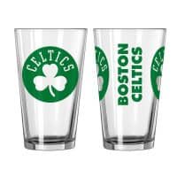 Boston Celtics Gameday NBA Pint Glas (470 ml)
