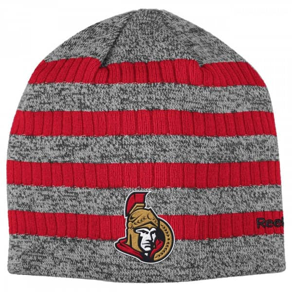 Ottawa Senators Heather NHL Beanie