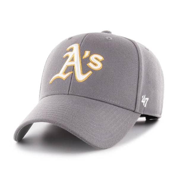 Oakland Athletics '47 MVP Adjustable MLB Cap Grau