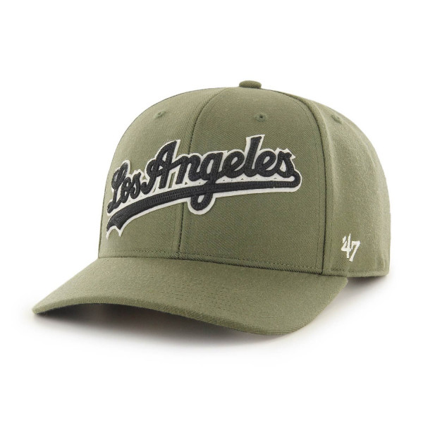 Los Angeles Dodgers Chain Link Script '47 MVP DP Snapback MLB Cap