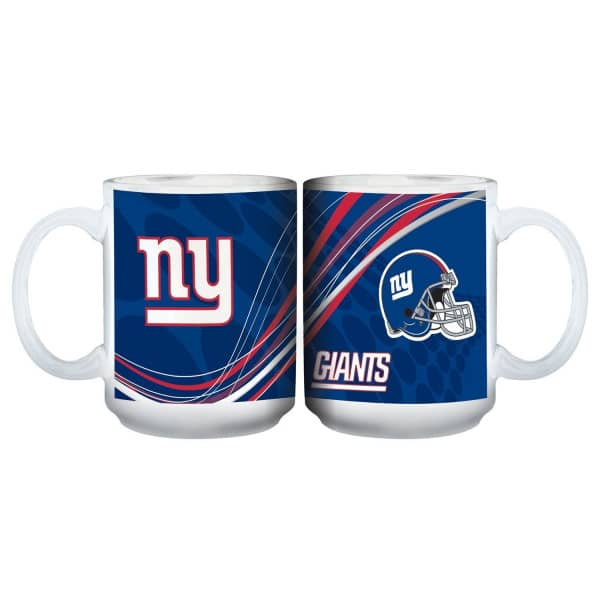 New York Giants Dynamic Jumbo NFL Becher (440 ml)