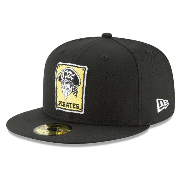 Pittsburgh Pirates 1967 Cooperstown New Era 59FIFTY Fitted MLB Cap