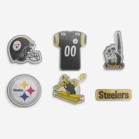 Pittsburgh Steelers NFL Anstecker 6er Set
