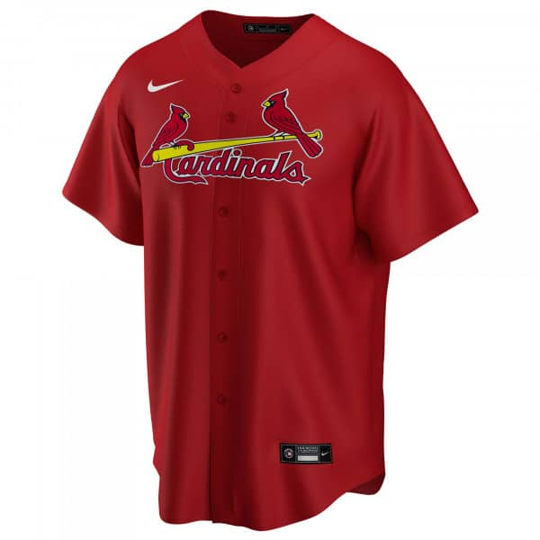 St. Louis Cardinals Nike MLB Replica Alternate Trikot Rot