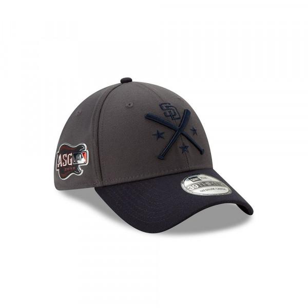 best service e3de8 0ba1b New Era San Diego Padres 2019 MLB All Star Workout 39THIRTY Flex Fit Cap    TAASS.com Fan Shop