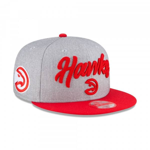 Atlanta Hawks Authentic On-Stage 2020 NBA Draft New Era 9FIFTY Snapback Cap