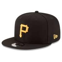Pittsburgh Pirates Basic Logo MLB Snapback Cap