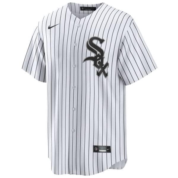 Chicago White Sox Nike MLB Replica Home Trikot Pinstripe