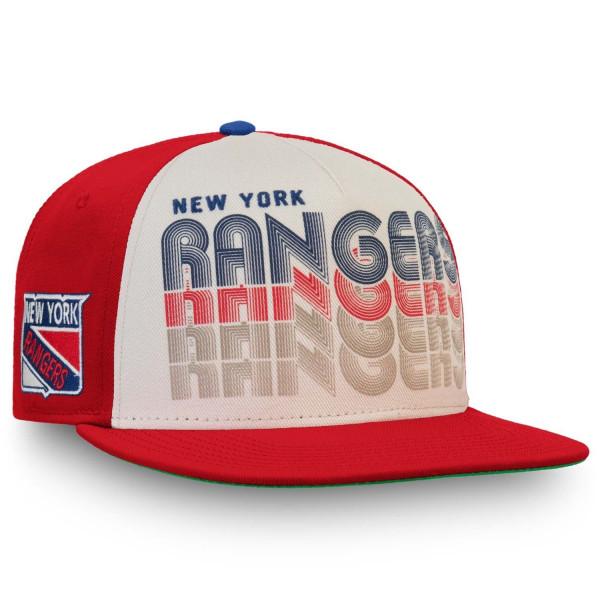 New York Rangers True Classic NHL Snapback Cap