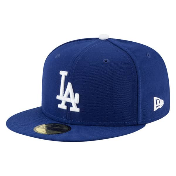 Los Angeles Dodgers Authentic 59FIFTY Fitted MLB Cap Game