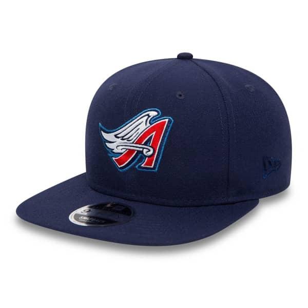 wholesale dealer ac92f 66b7f New Era Anaheim Angels Coast To Coast MLB Snapback Cap   TAASS.com Fan Shop