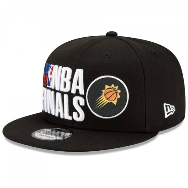 Phoenix Suns 2021 NBA Finals On-Court New Era 9FIFTY Snapback NBA Cap