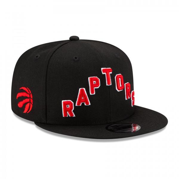 Toronto Raptors 2021 NBA Statement Edition New Era 9FIFTY Snapback Cap