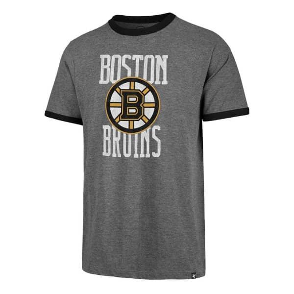 Boston Bruins Belridge Ringer NHL T-Shirt