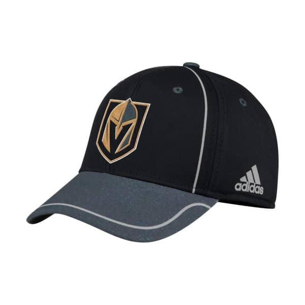 Vegas Golden Knights 2018 Alpha Stretch Fit NHL Cap