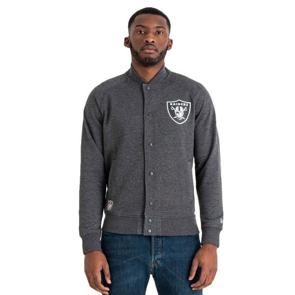 Oakland Raiders Jersey Varsity NFL Jacke